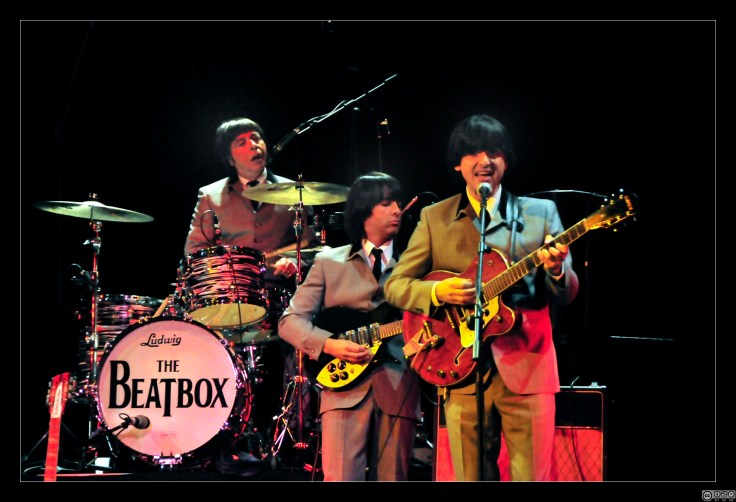 BEATBOX Beatles Tribute Band from Italy