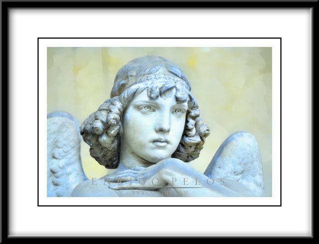 L'Angelo della famiglia Oneto - The Angel of the Oneto family