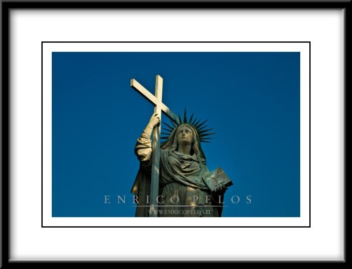 La Statua della Fede - The Statue of Faith