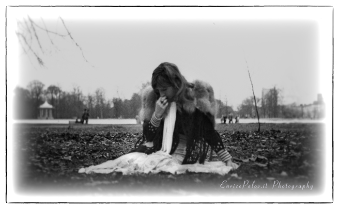 A LONDON GIRL ... - ph (c) Enrico Pelos