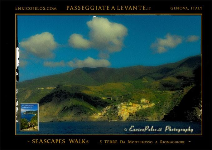 5 Terre, Da Monterosso a Riomaggiore