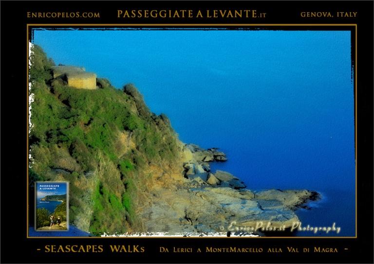 Lerici a Montemarcello alla Valle del Magra, passando per Tellaro