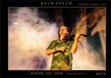 BUIO PESTO Garlenda concert on the 26th of July 2012
