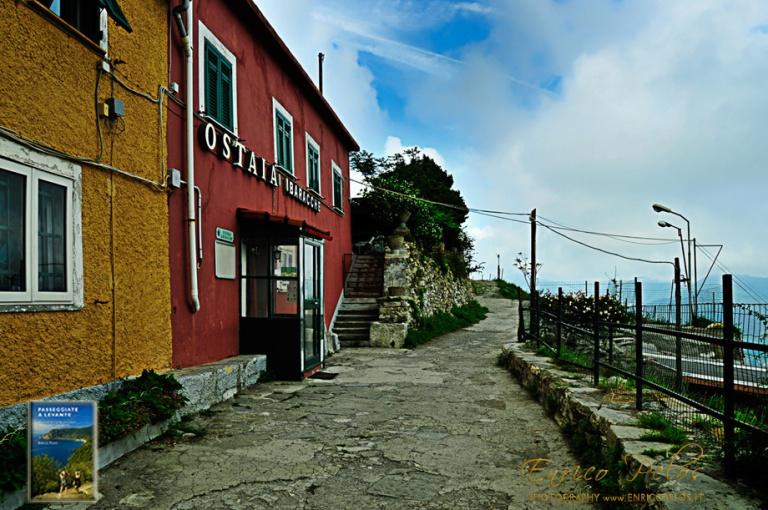 FORTI DI GENOVA - Ostaia de Baracche