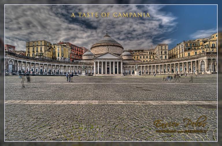ITALY  A TASTE OF CAMPANIA