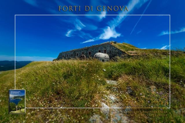 FORTI DI GENOVA - GENOA FORTRESSES