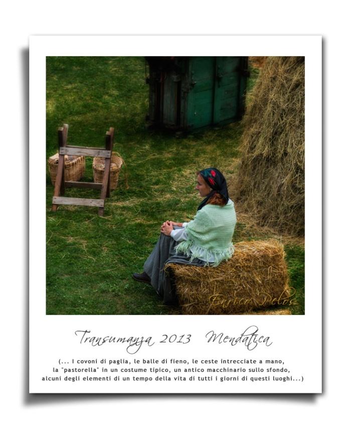 TRANSUMANZA 2013 MENDATICA