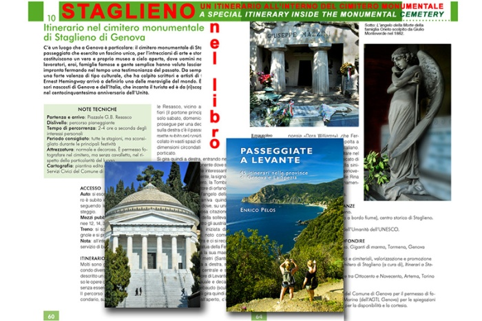 Staglieno borough of Genoa, Staglieno  Monumental cemetery of Genoa, ... but not only...
