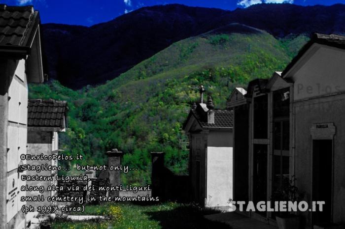 Staglieno borough of Genoa, Staglieno  Monumental cemetery of Genoa, ... but not only...