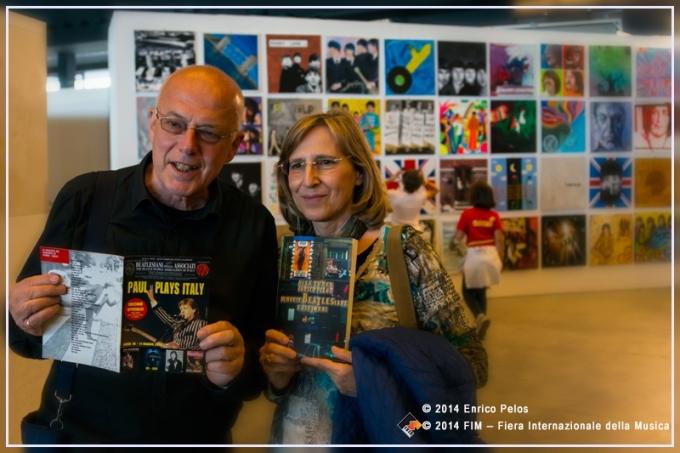 MEMORIE BEATLESIANE E DINTORNI by Rita Tunes ed Enrico Pelos