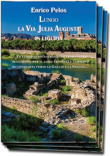 lungo la via julia augusta cover - by enrico pelos