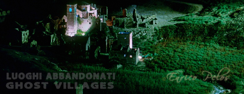 LUOGHI ABBANDONATI - ABANDONED PLACES delle PASSEGIATE A LEVANTE