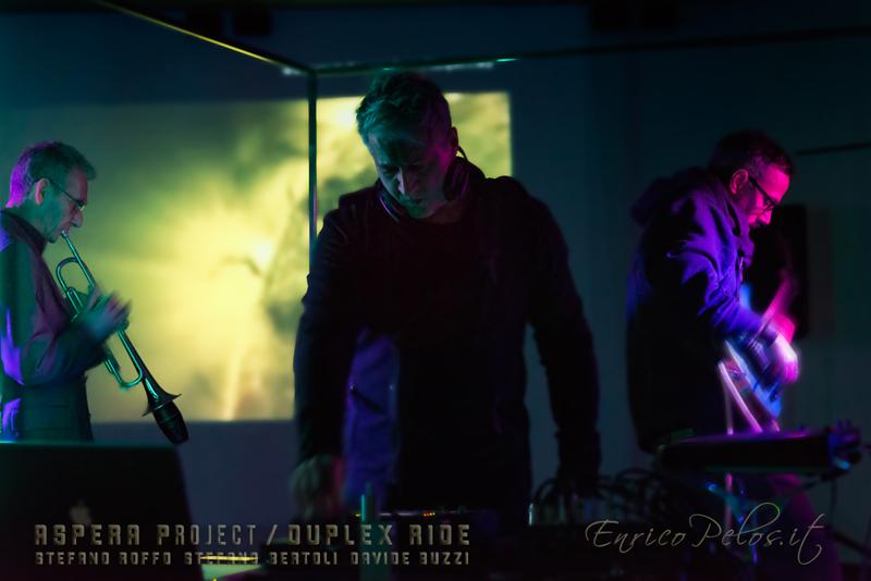 ASPERA PROJECT - DUPLEX RIDE - CENTRO BURANELLO GENOVA 10 1 2015