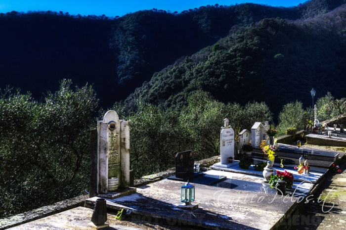 LIGURIA CEMETERIES ... but not only...