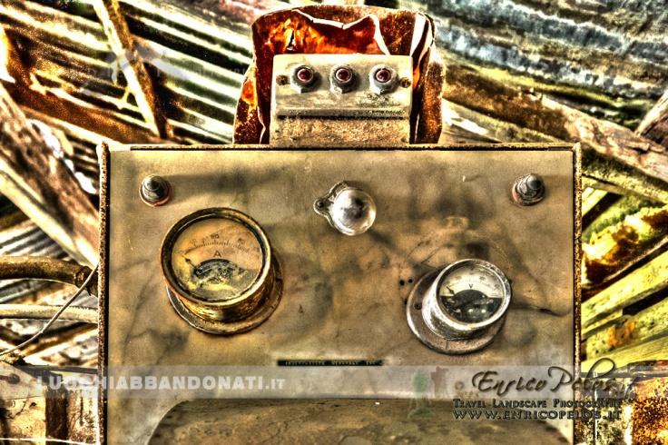 LUOGHI ABBANDONATI - ABANDONED PLACES http://www.luoghiabbandonati.it https://www.facebook.com/LuoghiAbbandonatiAbandonedPlacesByEnricoPelos http://www.enricopelos.it © Enrico Pelos | enricopelos.it write to the Enrico Pelos enricopelos@alice.it for the use of these photos scrivere a Enrico Pelos enricopelos@alice.it per l'uso di queste foto