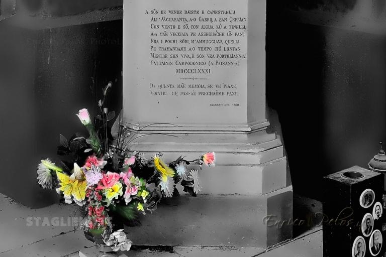 STAGLIENO... but not only... Staglieno borough of Genoa, Staglieno  Monumental cemetery of Genoa, ... but not only... https://www.facebook.com/staglienobyenricopelos http://www.staglieno.it http://www.enricopelos.it © Enrico Pelos | enricopelos.it write to the Enrico Pelos enricopelos@alice.it for the use of these photos scrivere a Enrico Pelos enricopelos@alice.it per l'uso di queste foto