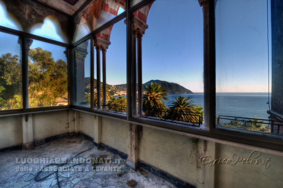 LUOGHI ABBANDONATI - ABANDONED PLACES